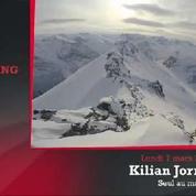 Zap'Sport : Kilian Jornet seul au monde