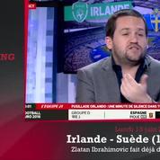 Zap'Euro : «En 90 minutes, l'Italie a montré toute sa culture»