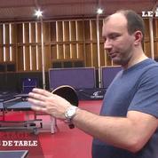 On a testé le tennis de table avec Xue Li