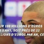 Avec 24 millions de dollars par an, Nicolas Batum devient le sportif français le mieux payé