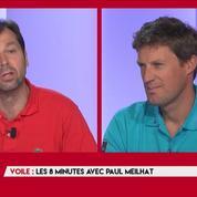 Meilhat : «Lunven-Hardy, un duel très original sur la Solitaire»