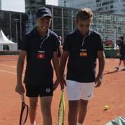 Longines Future : à la recherche des stars du tennis de demain
