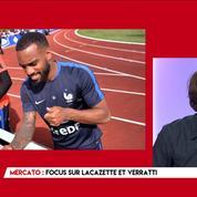 «Lacazette à Arsenal ne signifie pas un départ de Giroud»