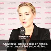 Interview de Kate Winslet au Printemps