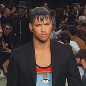 Défilé Givenchy homme printemps-été 2017