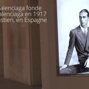 Journées du patrimoine : l'exposition Balenciaga