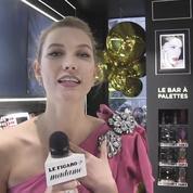 Interview de Karlie Kloss chez L'Oréal