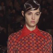 Défilé Givenchy printemps-été 2017
