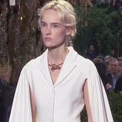 Défilé Christian Dior haute couture printemps-été 2017