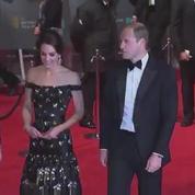Bafta : Kate Middleton somptueuse en Alexander McQueen
