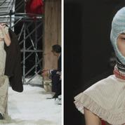 Défilé Calvin Klein automne-hiver 2018-2019