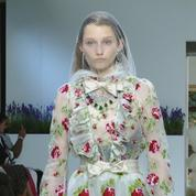 Défilé Giambattista Valli haute couture automne-hiver 2018-2019