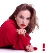 Natalie Portman se déchaîne dans la campagne d'Ultra rouge de Dior