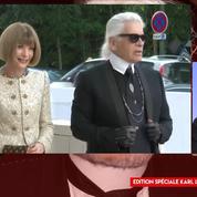 Karl Lagerfeld : revoir notre émission spéciale en hommage au créateur