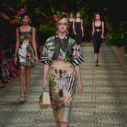 Défilé Dolce & Gabbana printemps-été 2020