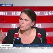 Le debrief' du Grand Jury avec Aurélie Filippetti