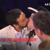 A Zapper (ou pas) : face à Ardisson, Hanouna embrasse Geneviève de Fontenay !