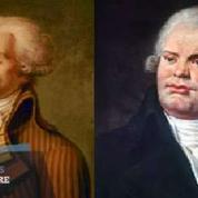 Danton et Robespierre, les frères ennemis de la Révolution
