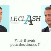 Le Clash Techno du Figaro : faut-il avoir peur des drones ?