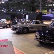 Rétromobile 2015 : l'installation du salon