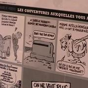 Charlie Hebdo: dans les coulisses du prochain numéro