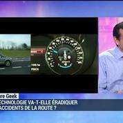 Quand la technologie viendra à bout des accidents de la route
