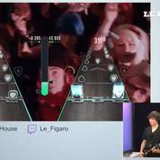 Guitar Hero Live, la découverte du jeu en direct - Figaro Gaming House 5