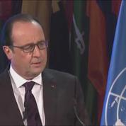 Hollande veut un «droit d'asile» pour les œuvres d'art menacées