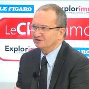 Jacques Chanut : «Dans la construction, il y a des signes d'espoir de reprise»