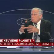 Une neuvième planète dans le système solaire?