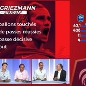 Antoine Griezmann face à l'Uruguay : «C'est tout juste s'il a souri !»