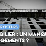 Immobilier : manque-t-on de logements en France ?