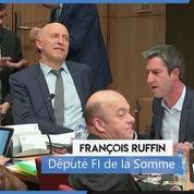 Privatisation d'ADP : échange tendu en commission entre François Ruffin et Olivia Grégoire
