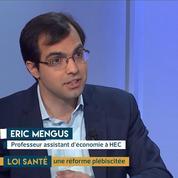 Loi santé : ce que pensent les décideurs par Eric Mengus