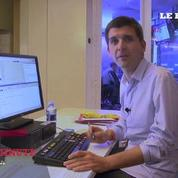 Thomas Sotto : une minute avant le direct sur Europe 1