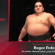 Zap' Sport : Federer passe au sumo, Messi au cricket