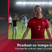 Zap'Sport : Ronaldo vantard, Riner recadre un journaliste