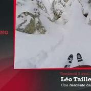 Zap'Sport : La descente de folie de Léo Taillefer