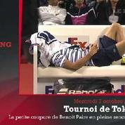 Zap'Sport : La petite sieste de Benoît Paire en plein match