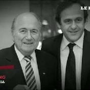 Scandale, arrangement, contexte... ce que la télévision retient de la suspension de Platini