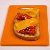 Antipasti aux poivrons et tomates