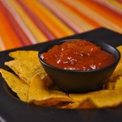 Purée de tomates mexicaine