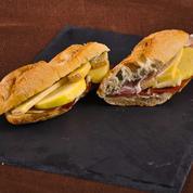 Sandwich de nos régions