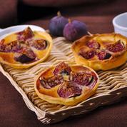 Tartelettes amandine aux figues