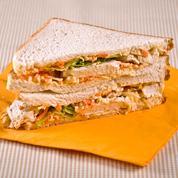 Sandwich du poulailler