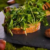 Salade de veau aux marrons