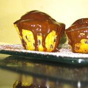 Muffins aux deux chocolats
