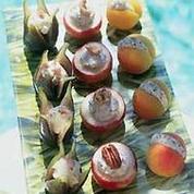 Fruits déguisés aux 3 Boursin