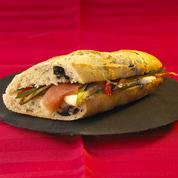 Petit sandwich ibérique