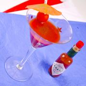 Cocktail tomate Tabasco